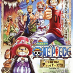 One Piece Movie 3 : Kingdom of Strange Animal Island BD Subtitle Indonesia