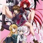 High School DxD Episode 01-12 + OVA BD Subtitle Indonesia